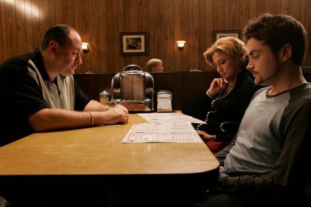 Cut to Black - The Sopranos