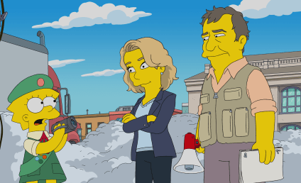 Watch The Simpsons Online: Season 32 Episode 11