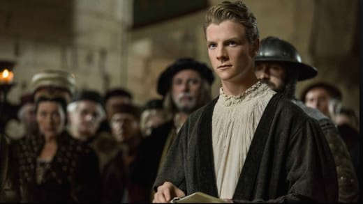 Eliminating a Threat - The White Princess