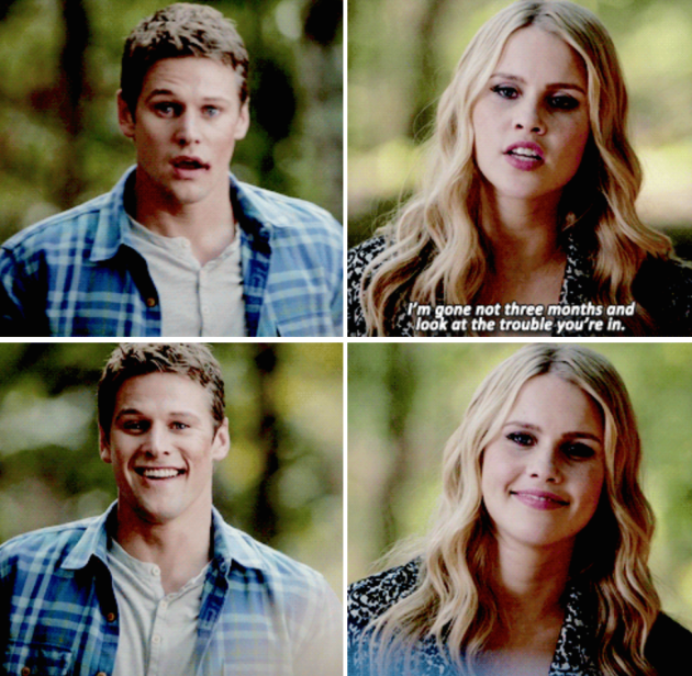 Rebekah Saves Matt
