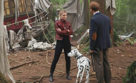 Emma Archie and Pongo - Once Upon a Time