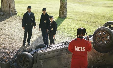 A Car Explosion - NCIS