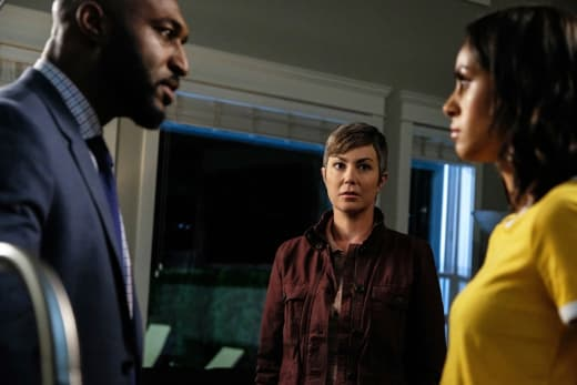 James and Patience - Supernatural Season 13 Episode 3