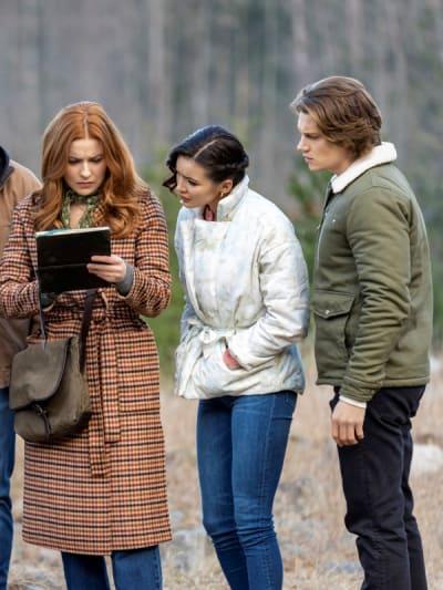 Drew Crew - Nancy Drew Season 2 Episode 11