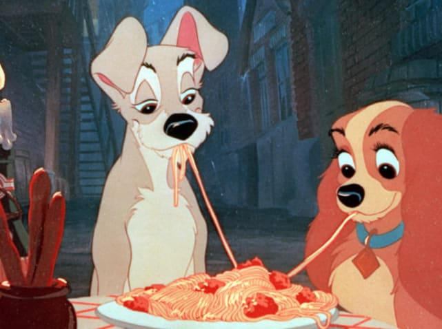 A New Lady & The Tramp Movie