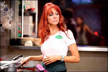 Arlene is Cooking