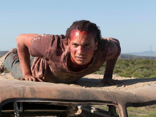 Uncovering Nick's Past - Fear the Walking Dead