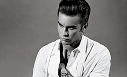 Chace Crawford Channels '50s in New Photo Shoot