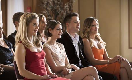 Honored Guests - Arrow Season 3 Episode 17