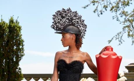 Shanice (First Photo Shoot) - America's Next Top Model Season 24 Episode 1