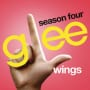 Glee cast wings