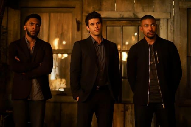 Three Dashing Men - The Originals Season 5 Episode 7