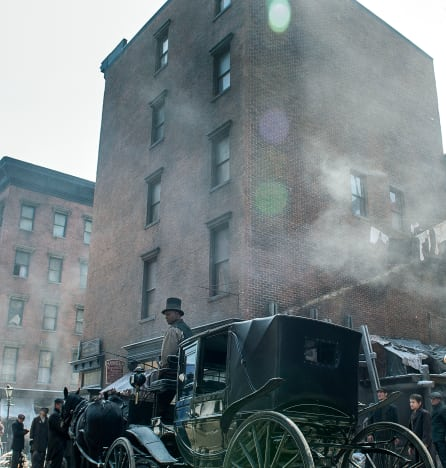 Reliable Transportation - The Alienist Season 1 Episode 2