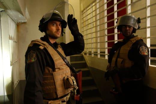 It's Over - The Blacklist: Redemption Season 1 Episode 2