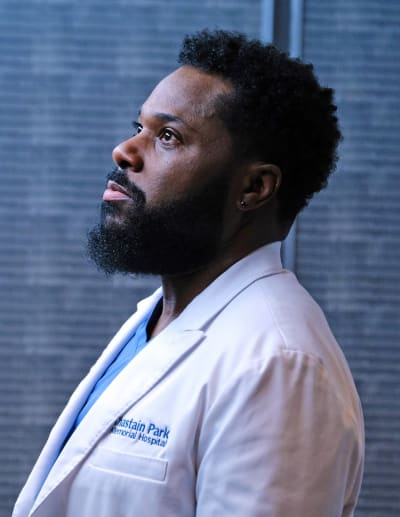Lost Without Mina- Tall - The Resident Season 4 Episode 12