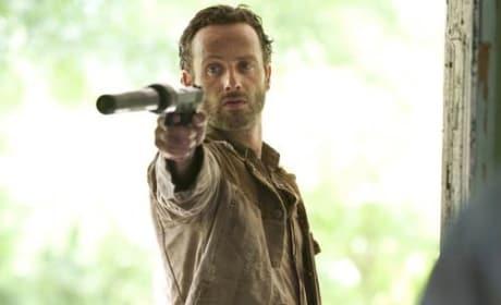 The Walking Dead Season 3 Premiere Pic