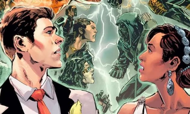 The Barry/Iris Wedding To Be A Success   The Flash   TV Fanatic