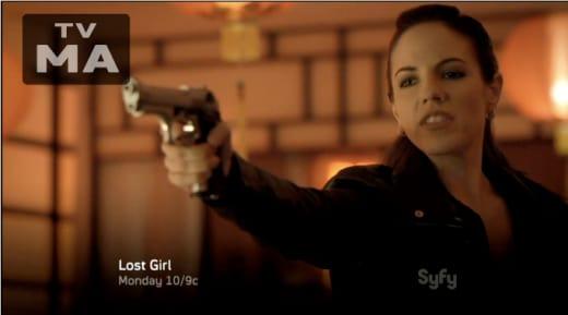 Bo with a Gun