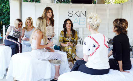 Watch The Real Housewives of Beverly Hills Online: Wham, Glam, Thank You Ma'am