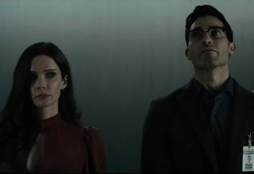 Superman & Lois Screengrab from New Trailer