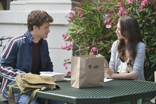 Toby with Spencer