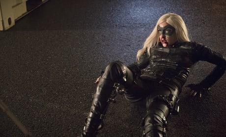 Propped Up - Arrow Season 3 Episode 13