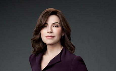 Julianna Margulies Promotes The Good Wife