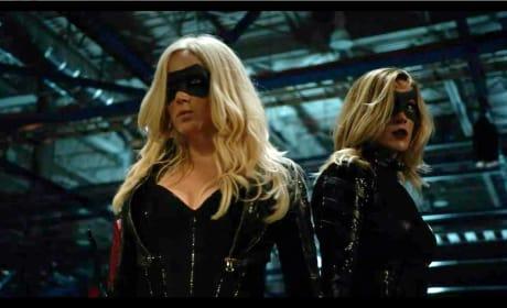 Arrow Season 4 Sizzle Reel: Two Canaries Fighting Side by Side?!