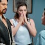 Rebecca in Shock - Crazy Ex-Girlfriend Season 4 Episode 4