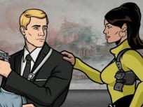 Archer Season 1 Episode 9