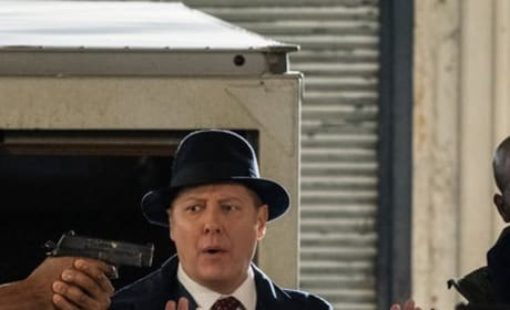 Calming the Situation - The Blacklist Season 6 Episode 16