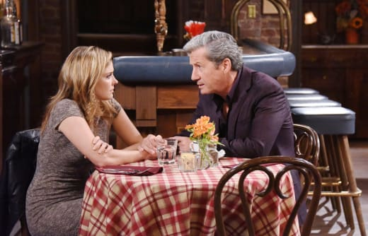Theresa Goes Undercover - Days of Our Lives