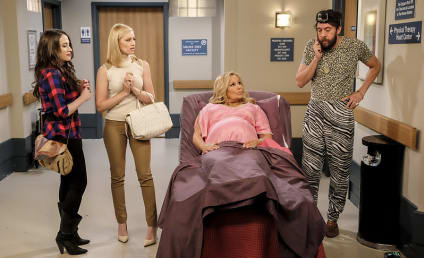 Watch 2 Broke Girls Online: Season 6 Episode 1