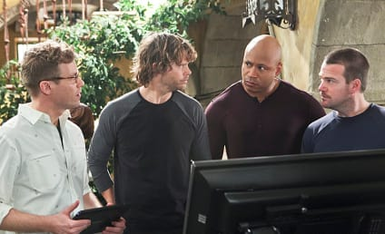 NCIS: Los Angeles Review: In Danger