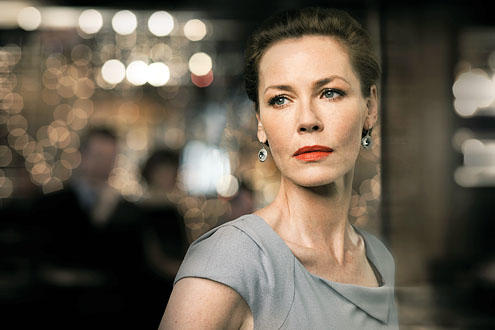 Connie Nielsen on Boss