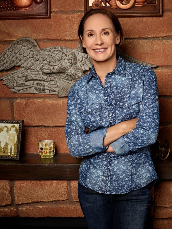 Laurie Metcalf as Jackie Harris