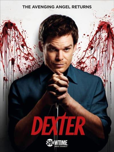 Dexter Season 6 Poster