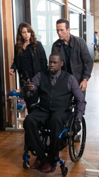 Murder of a Friend -- Tall - NCIS: New Orleans Season 5 Episode 18