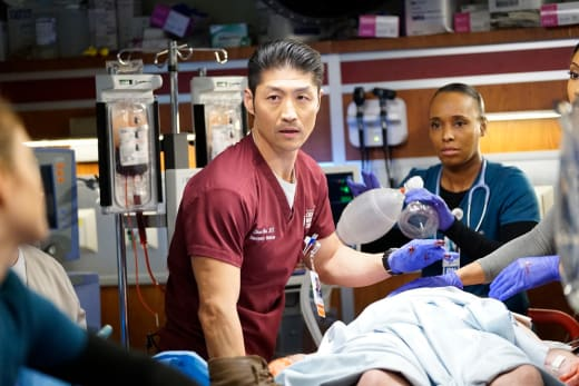On The Fly - Chicago Med