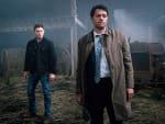 Dean and Castiel - Supernatural Season 10 Episode 20