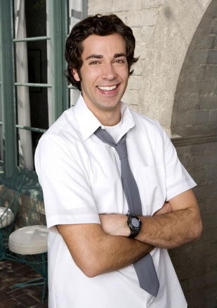 Zachary Levi as Chuck