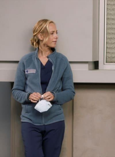 Distance Between Teddy - Tall - Grey's Anatomy Season 17 Episode 6