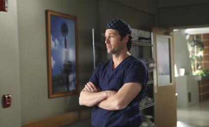 Patrick Dempsey Confirms Grey's Anatomy Departure