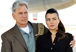 Gibbs and Ziva