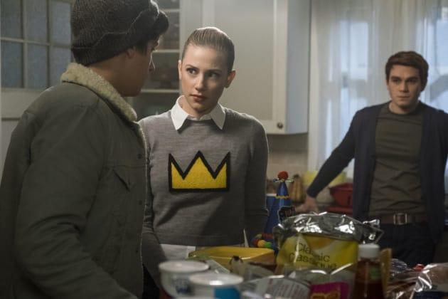 Snacks Galore - Riverdale Season 1 Episode 10