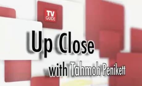 Tahmoh Penikett Interview