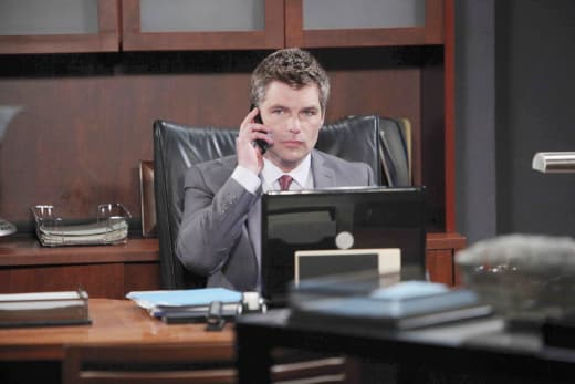 Aiden Considers His Options - Days of Our Lives