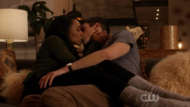 Barry Allen and Iris West - The Flash