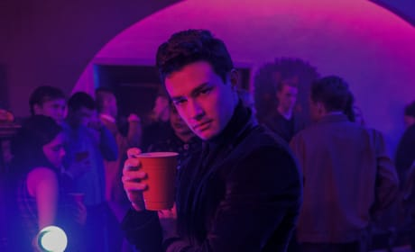 Nick at a Party - Chilling Adventures of Sabrina Season 1 Episode 18