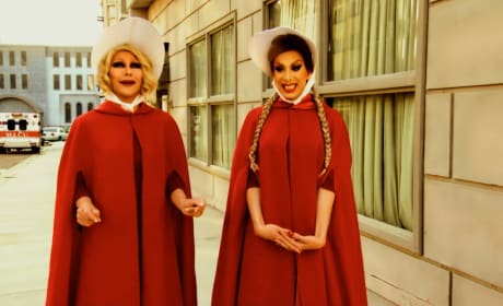 Handmaid's Tale, The Drag Version - RuPaul's Drag Race All Stars Season 3 Episode 1